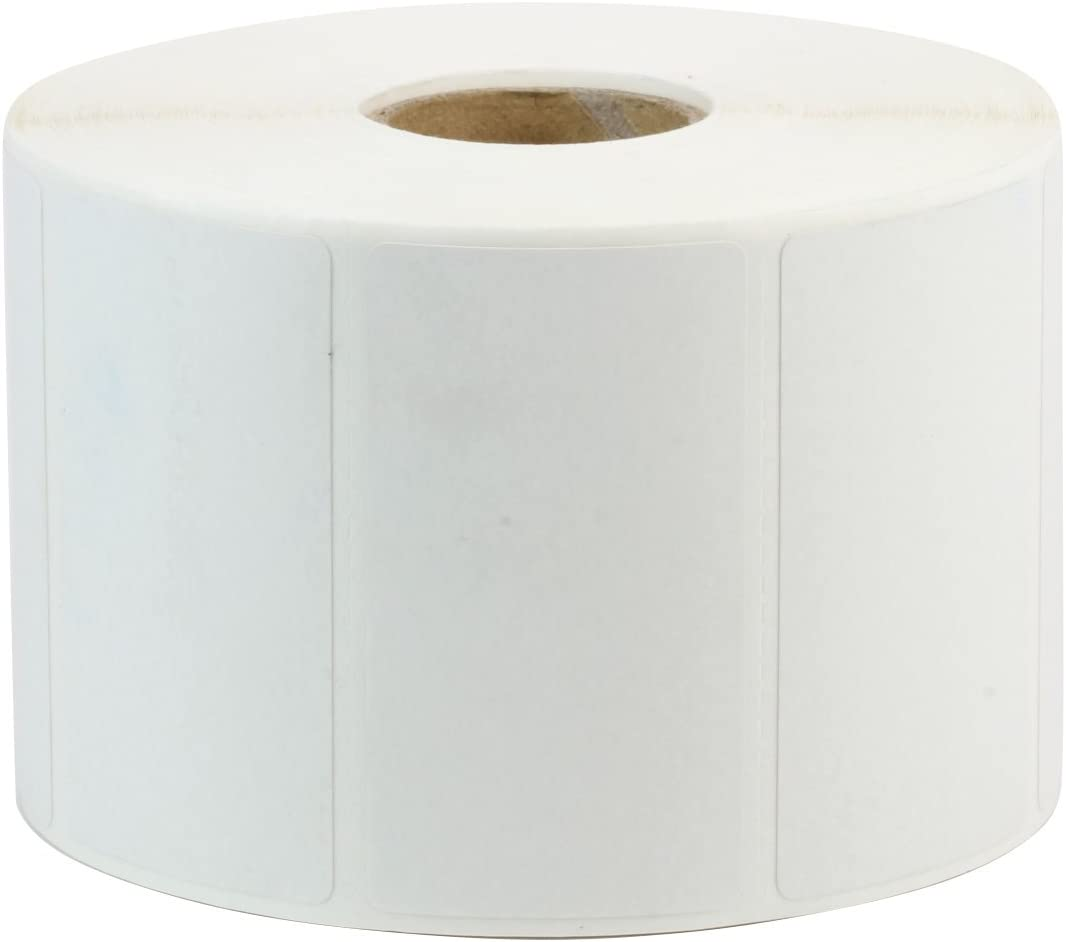 """20 Roll 2.25/""""x1.25/"""" Direct Thermal Barcode 1000 Ship Labels Zebra LP2824 TLP2824"""