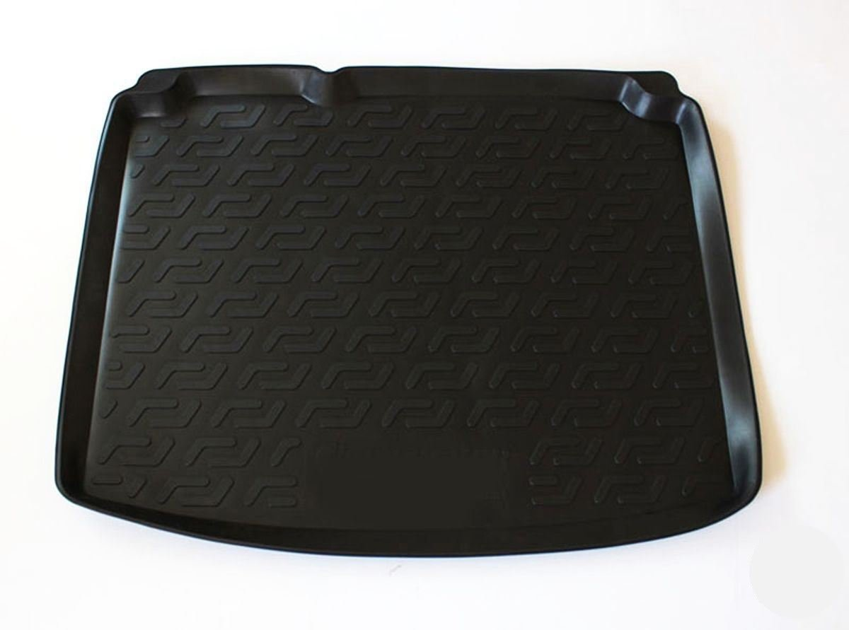 UKB4C Heavy Duty Tailored Fit Boot Liner Tray Car Mat For Leon Hatchback 2005-2012
