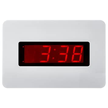 Amazoncom Kwanwa Electric Wall Clock Battery Operated Only With