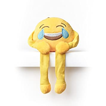 Love bomb cushions crying with laughter emoji shelf buddy super love bomb cushions crying with laughter emoji shelf buddy super soft super cuddly buddy sciox Gallery
