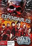 The Expendables Triple Threat | 3 Discs | NON-USA Format | PAL | Region 4 Import - Australia
