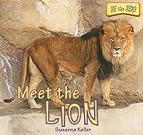 Meet the Lion, Susanna Keller, 1435897307