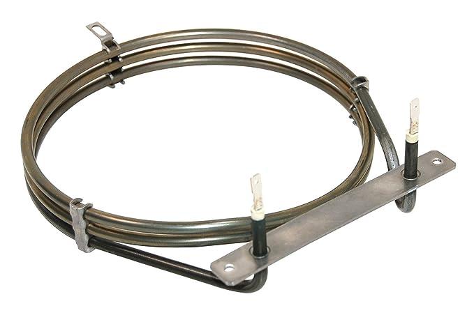 Elemento de repuesto para ventilador de horno de 2.500 W ...