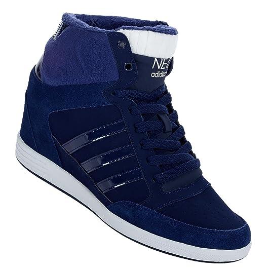 Femme Baskets Weneo 23 40 Eu Wedge Mode Super Adidas F38128 f7q6YY4