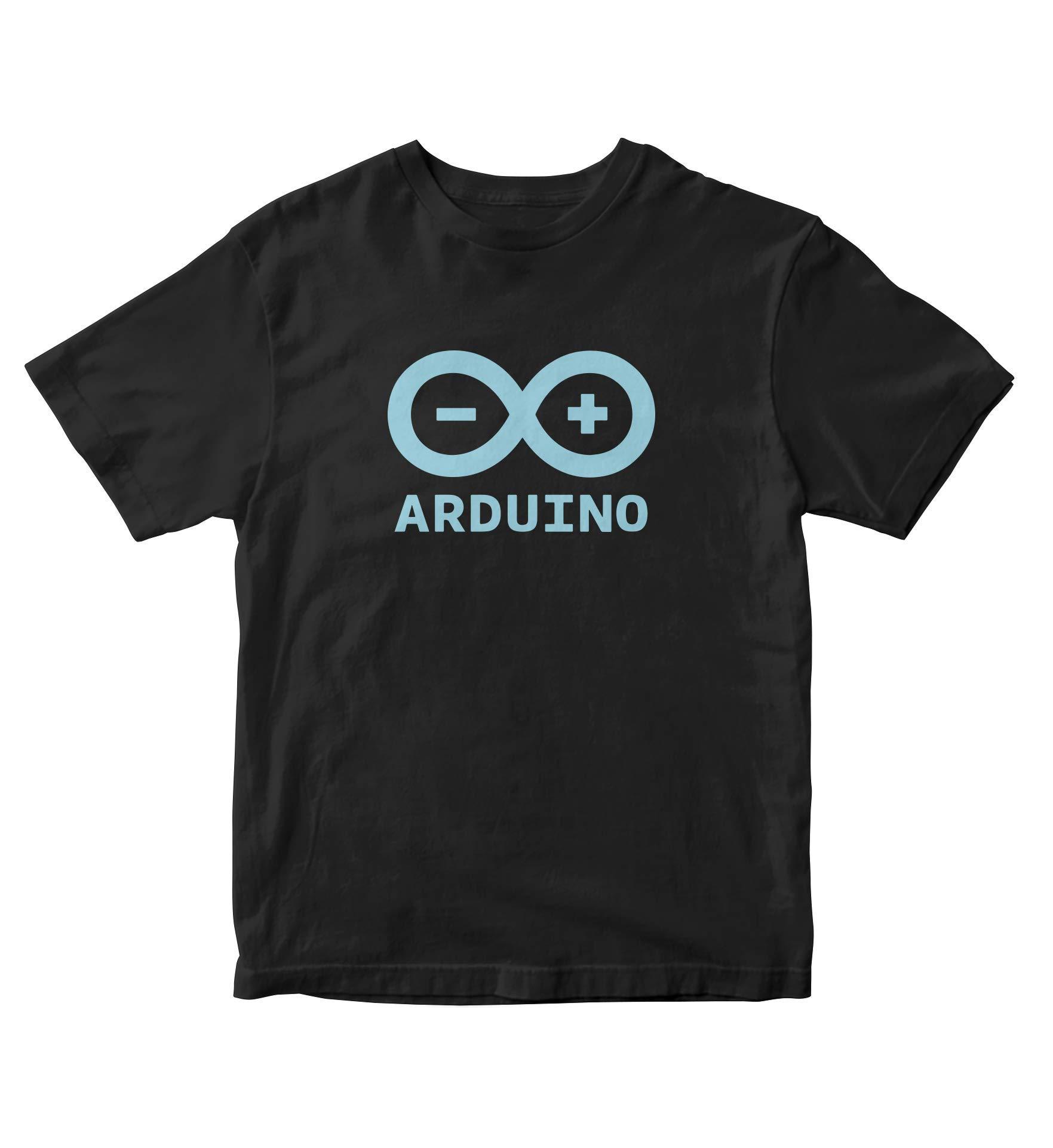 Tjsports Arduino T Shirt Adult S Technology M154