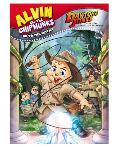 Alvin And The Chipmunks: Go To The Movies: Daytona Jones and the Pearl of Wisdom