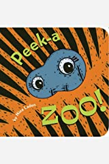 Peek-A-Zoo! Board book