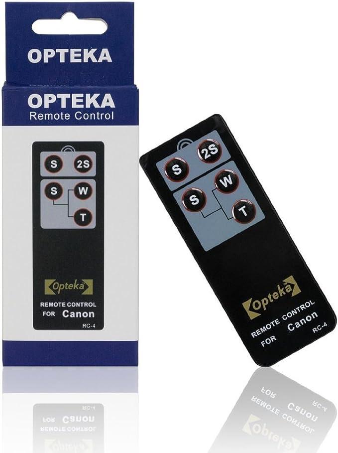 Control Remoto IR Infrarrojo Disparador Remoto Liberación RC-4 LC7110
