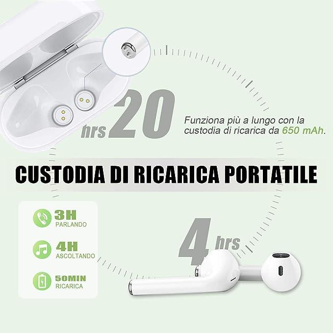 sduasoduaosi FX 005 Auriculares inalámbricos: Amazon.es