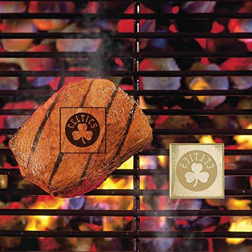 Fanmats NBA Boston Celtics Metal-Alloy FanBrand