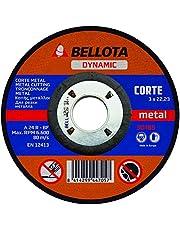 Bellota 50480-230 - DISCO ABR. DYN. C. METAL 230