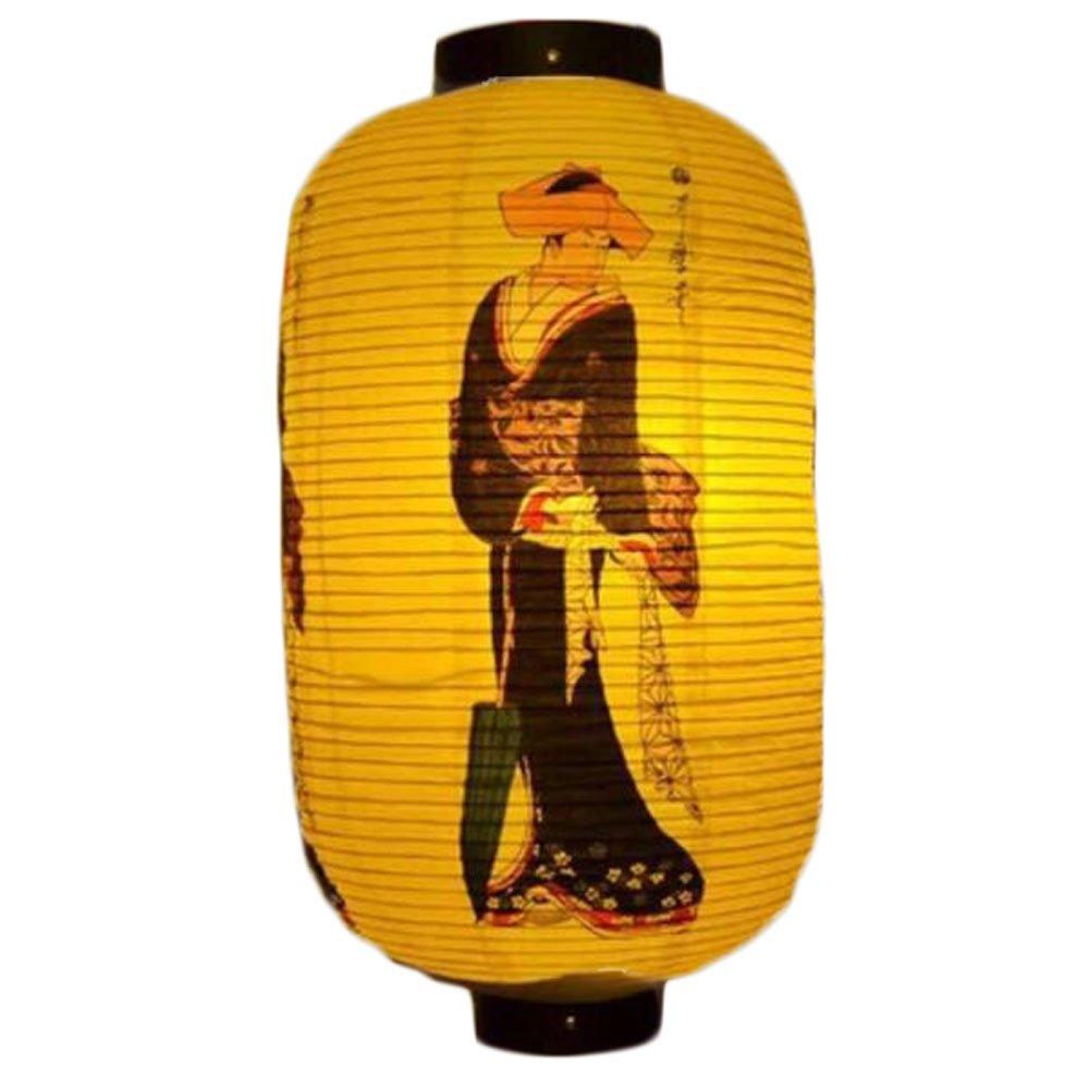 George Jimmy Japanese Style Hanging Lantern Sushi Restaurant Decorations -A21