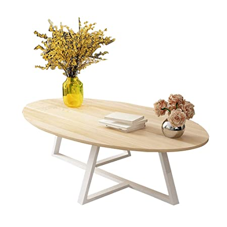 Tavolino, tavolino, Tavolino Ovale Moderno con Arredamento ...