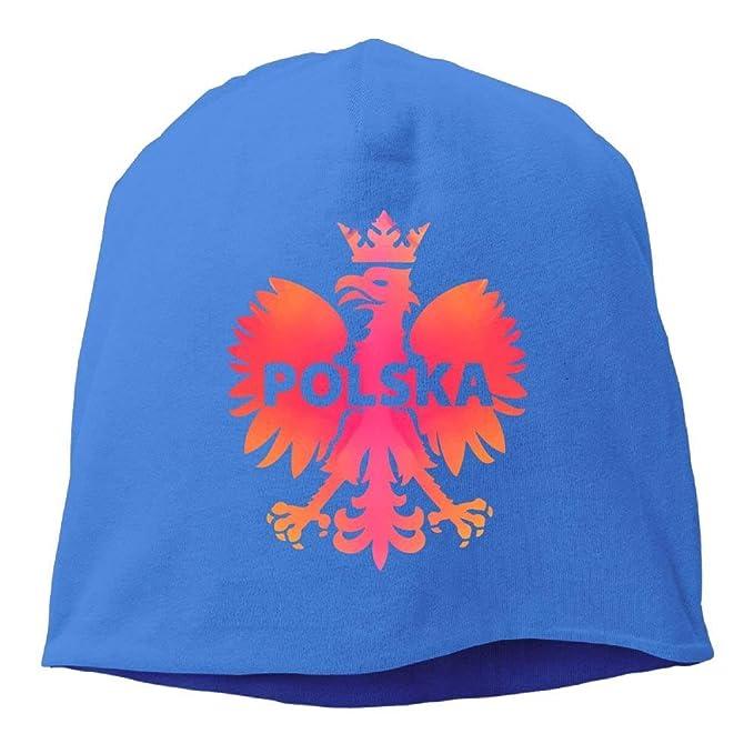 Colorida Polonia Polska Eagle Gorros Gorra para Hombre Mujer ...