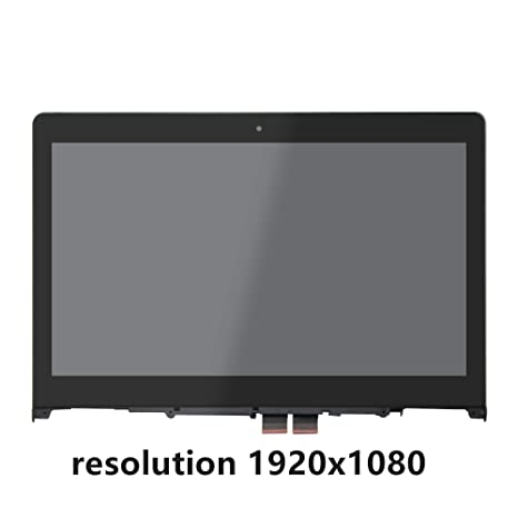 FTDLCD 14 LED LCD Pantanlla Táctil Digitalizador Asamblea con Marco Reparación de Portátil para