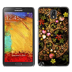 Hot Style Cell Phone PC Hard Case Cover // M00000186 Abstract Colourful Painting Pattern // Samsung Galaxy NOTE 3