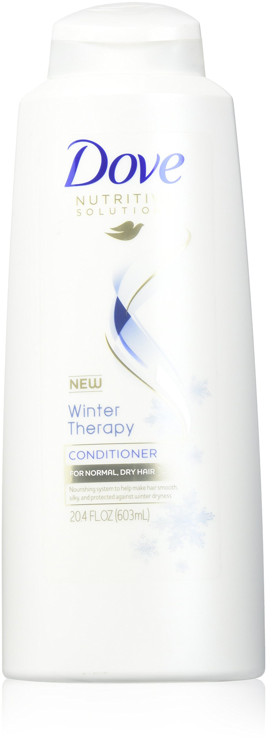 Dove Dry Hair Conditioner Winter Therapy, 20.4 Ounce