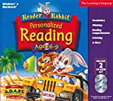 Software : Reader Rabbit Personalized Reading Ages 6-9 Deluxe