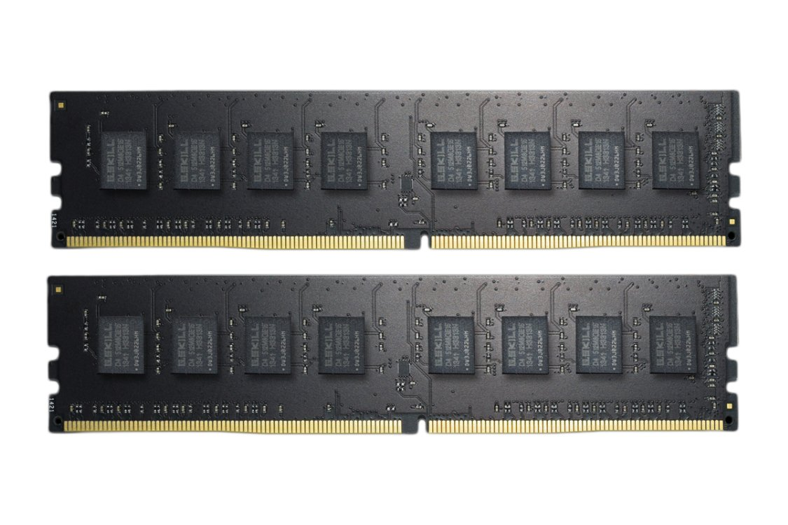 Gskill F4-2400C15D-8GNT Memory D4 2400 8GB C15 NT K2 2X 4GB, 1,2V
