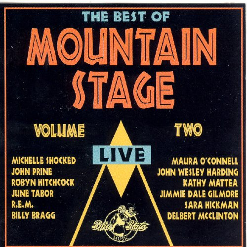 The Best Of Mountain Stage Live, Vol. 2 by Blue Plate