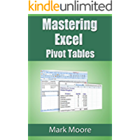 Mastering Excel: Pivot Tables (English Edition)