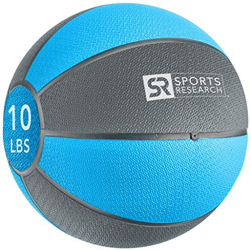 Sports Research Performance Medicine Ball (10 Pound)