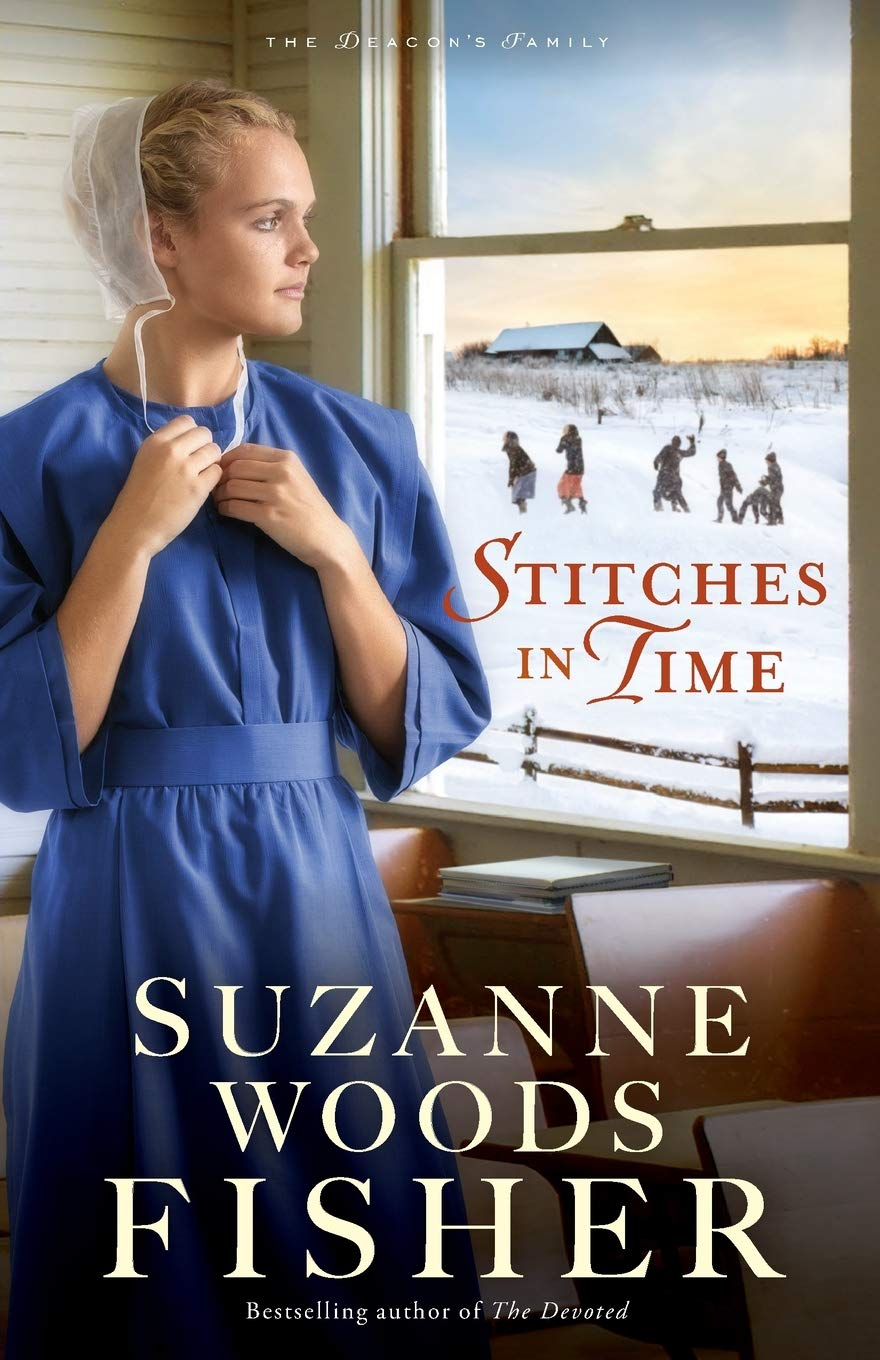 Stitches in Time {A Book Review}