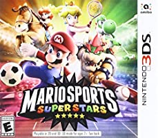 Mario Sports Superstars (No Card) - Nintendo 3DS