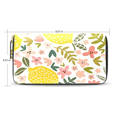 Amazon.com: Flowering Lemon Woody Plant - Cartera larga para ...