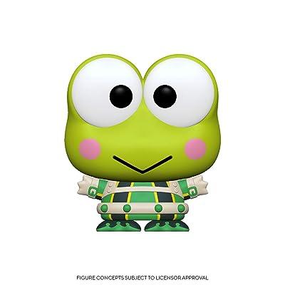 Funko Pop! Animation: Sanrio/My Hero Academia - Keroppi-Tsuyu, Multicolor: Toys & Games