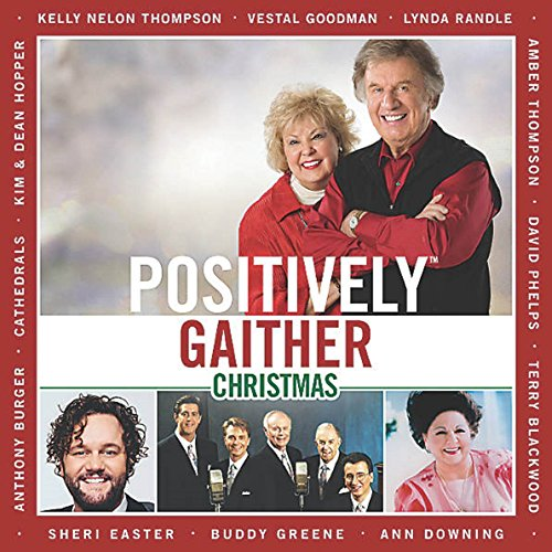 Positively Gaither Christmas 2016 CD