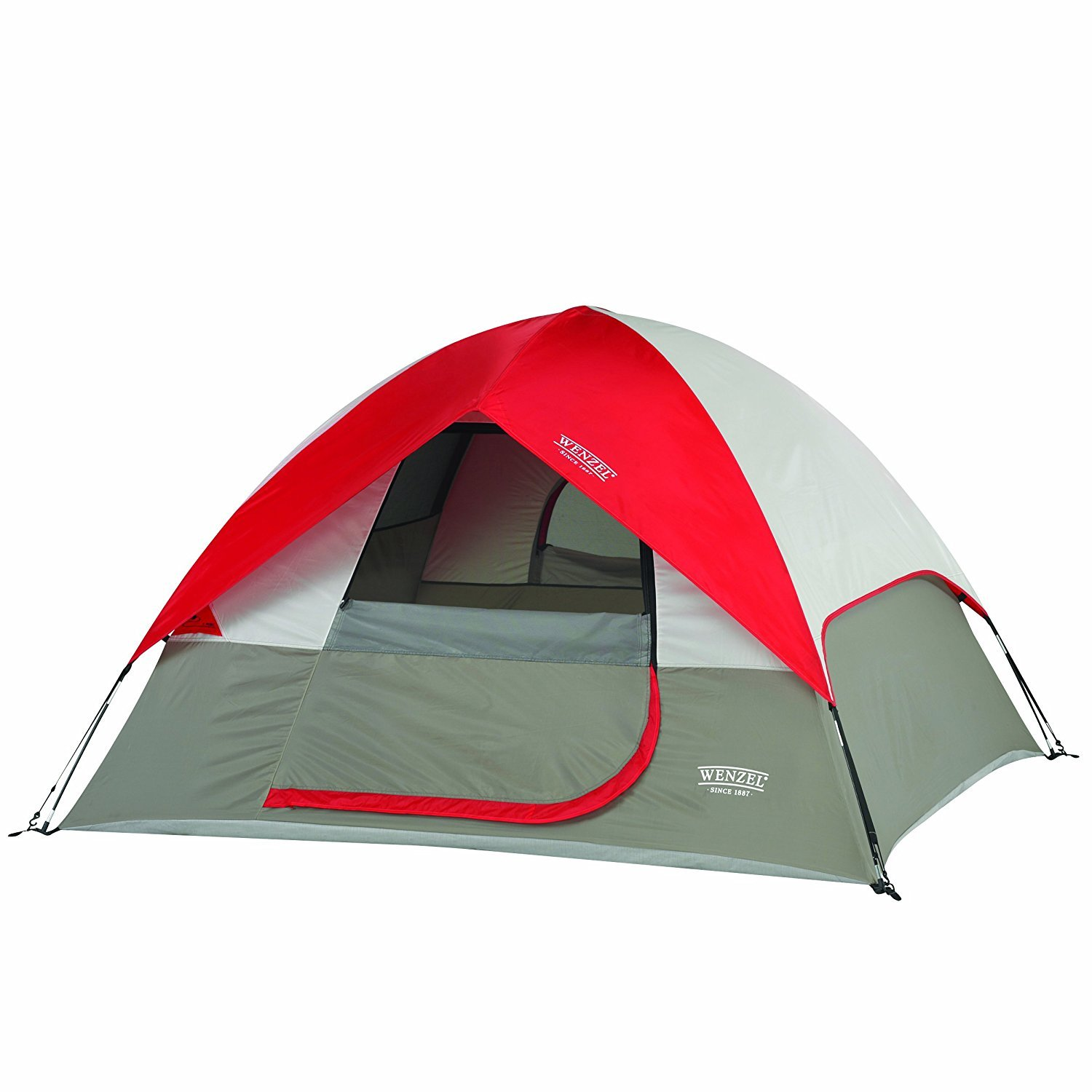 Wenzel Ridgeline Dome Tent 3 Person 7ft x 7ft x 50 In. [並行輸入品]   B07148WT38