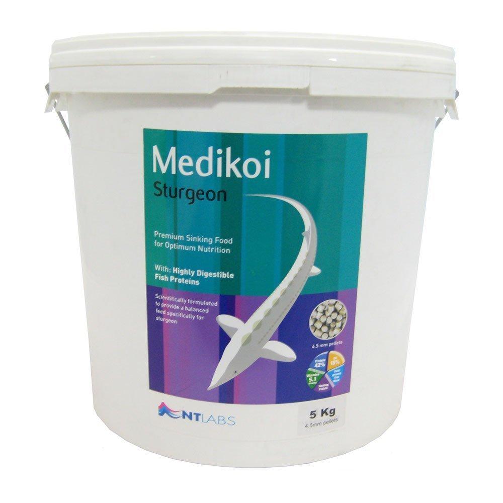 NT Labs Medikoi Sturgeon (4.5mm Pellet) 5kg 5000g NTL65069
