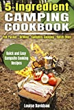 5 Ingredient Camping Cookbook%3A Foil Pa