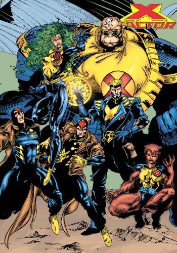 X-Factor Visionaries - Peter David, Vol. 1 (X-Men) (v. 1)