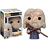 Funko POP Movies The Lord of The Rings Gandalf Action Figure Natural, Standard