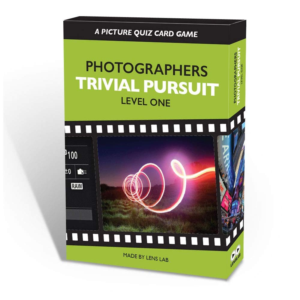 Photographers Trivial Pursuit Juego de Cartas de Nivel 1: Amazon ...