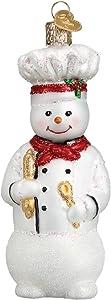 Old World Christmas Snowman Chef