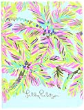 Lilly Pulitzer 12 Month Agenda, Island Time , Jan 2017 - Dec 2017
