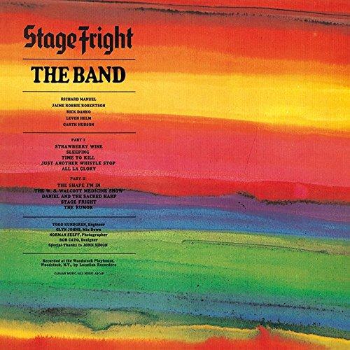 Stage Fright +4 (SHM-CD)