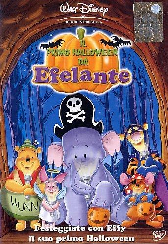 Il Primo Halloween Da Efelante [Italian -
