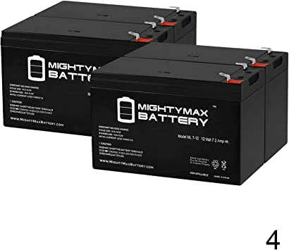 Replacement Battery by UPS Battery Center CPS1500AVR UPS Compatible