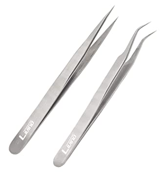 Straight Tweezers ideal for sewing /& needle craft