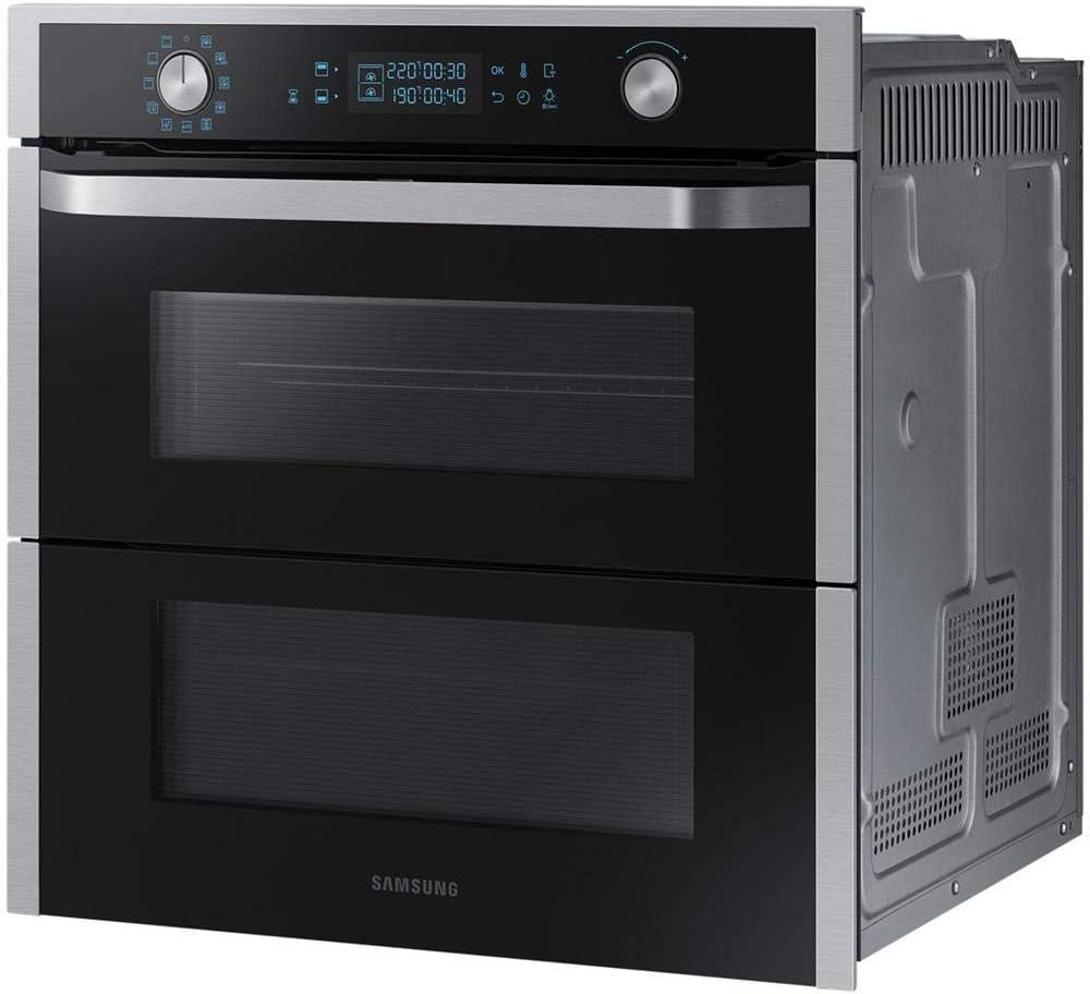 Samsung NV75N7647RS - Horno (Medio, Horno eléctrico, 75 L, 1600 W ...