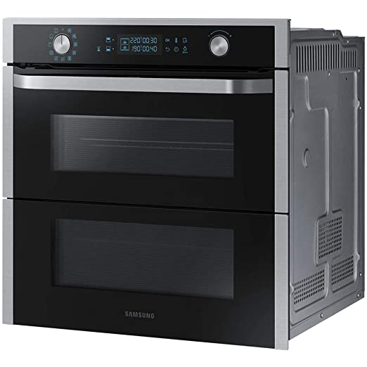 Samsung NV75N7647RS Forno elettrico 75L 1600W A+ Nero: Amazon.it ...