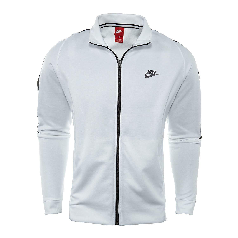 Nike Mens N98 Tribute Track Jacket at Amazon Men s Clothing store  7fc0468cd