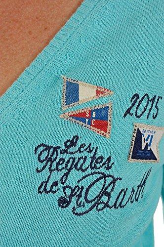 Regates Les Barth Atlantic Pulls Aqua De St women Aw4qdZ