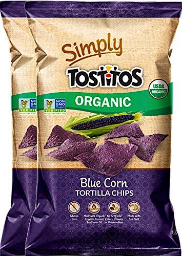 organic baked corn chips - 1