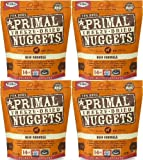Primal Freeze-Dried Nuggets Beef Formula for Dogs 56oz (4 x 14oz)