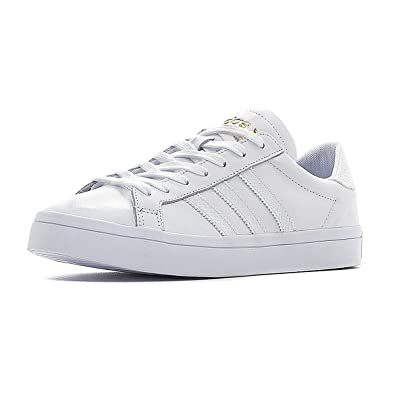 adidas originals courtvantage zwart
